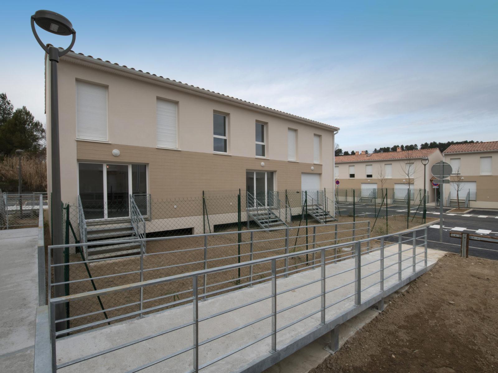 habitat résidence Campagne Roche Fuveau