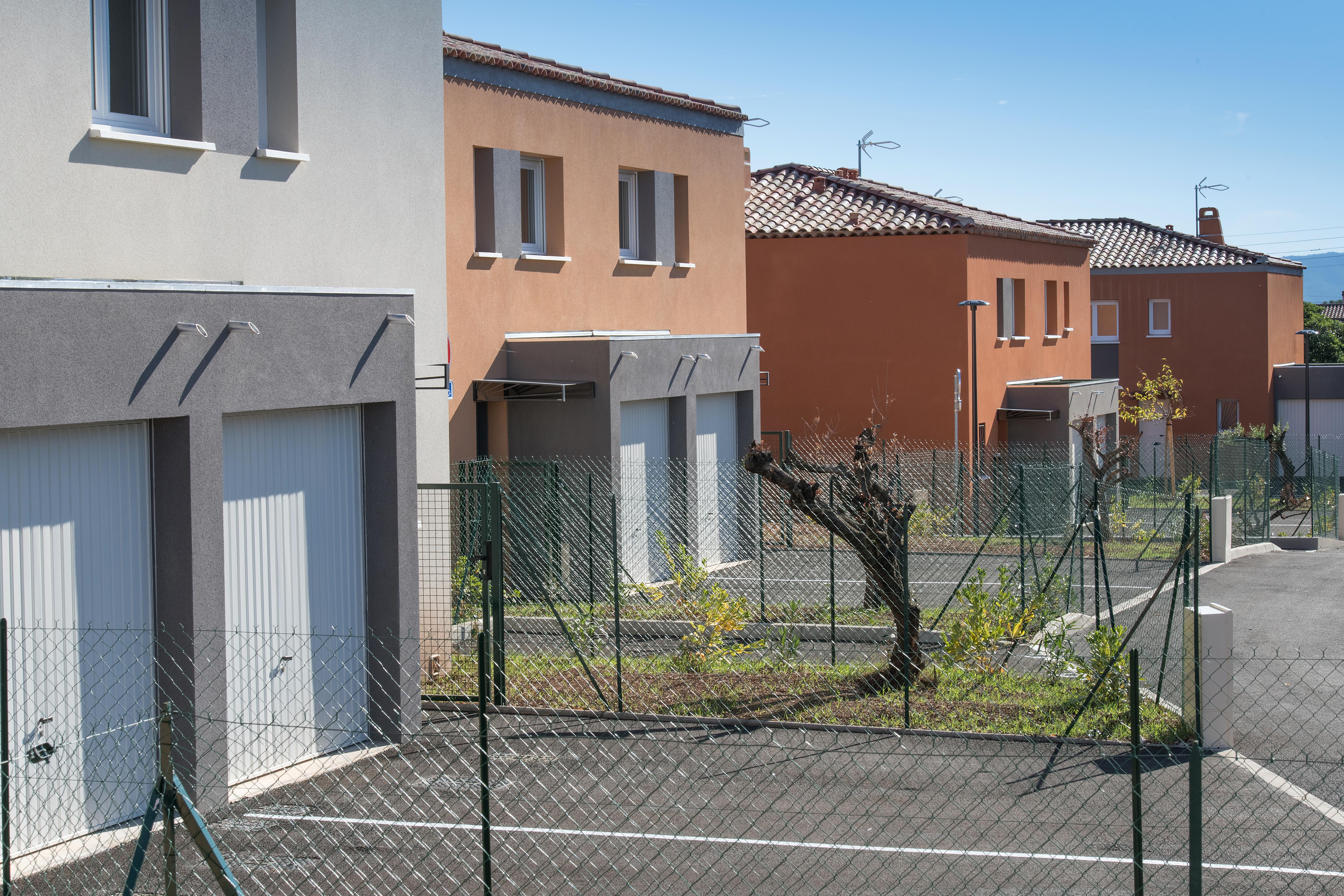 Villa coeur bastide luc en provence