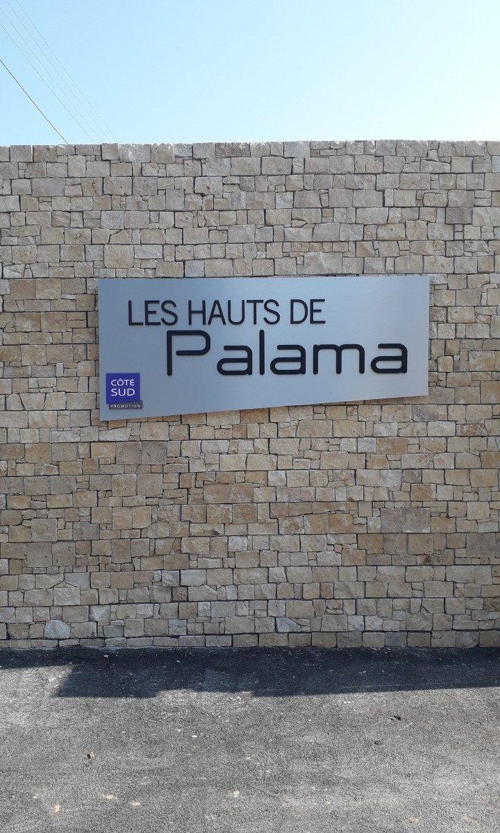 Haut de Palama entrée