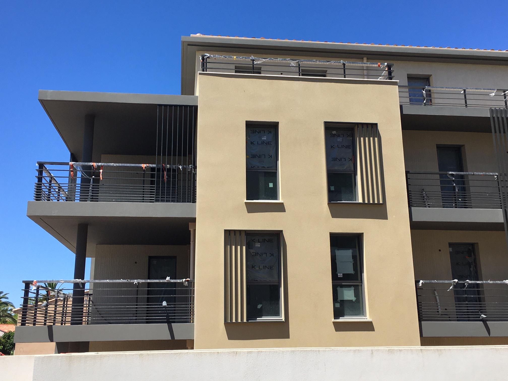 travaux résidence référence Saint-Tropez
